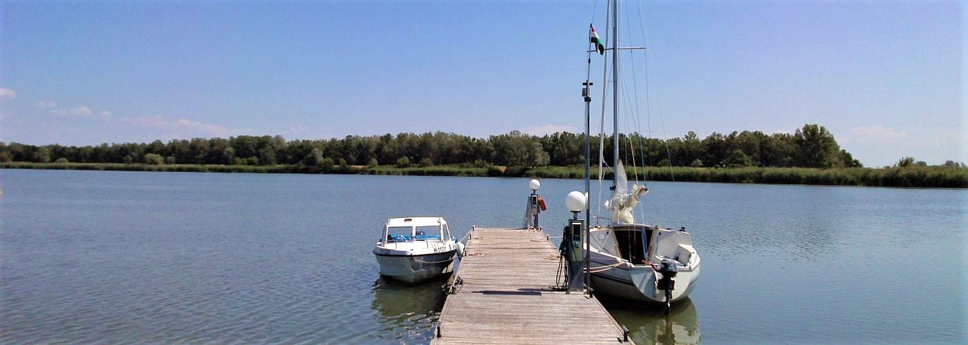 Kombinált kishajóvezetői tanfolyam a Tisza-tavon!